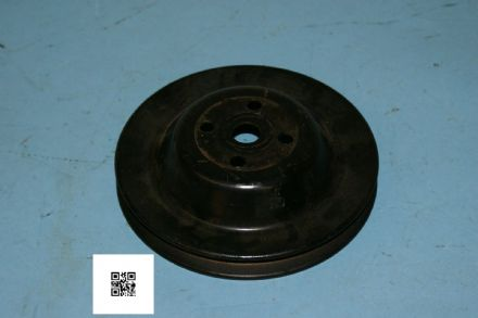 1966-1970 Corvette C2 C3 LT1- L88 Deep Groove Water Pump Pulley, 3883235, Used Fair